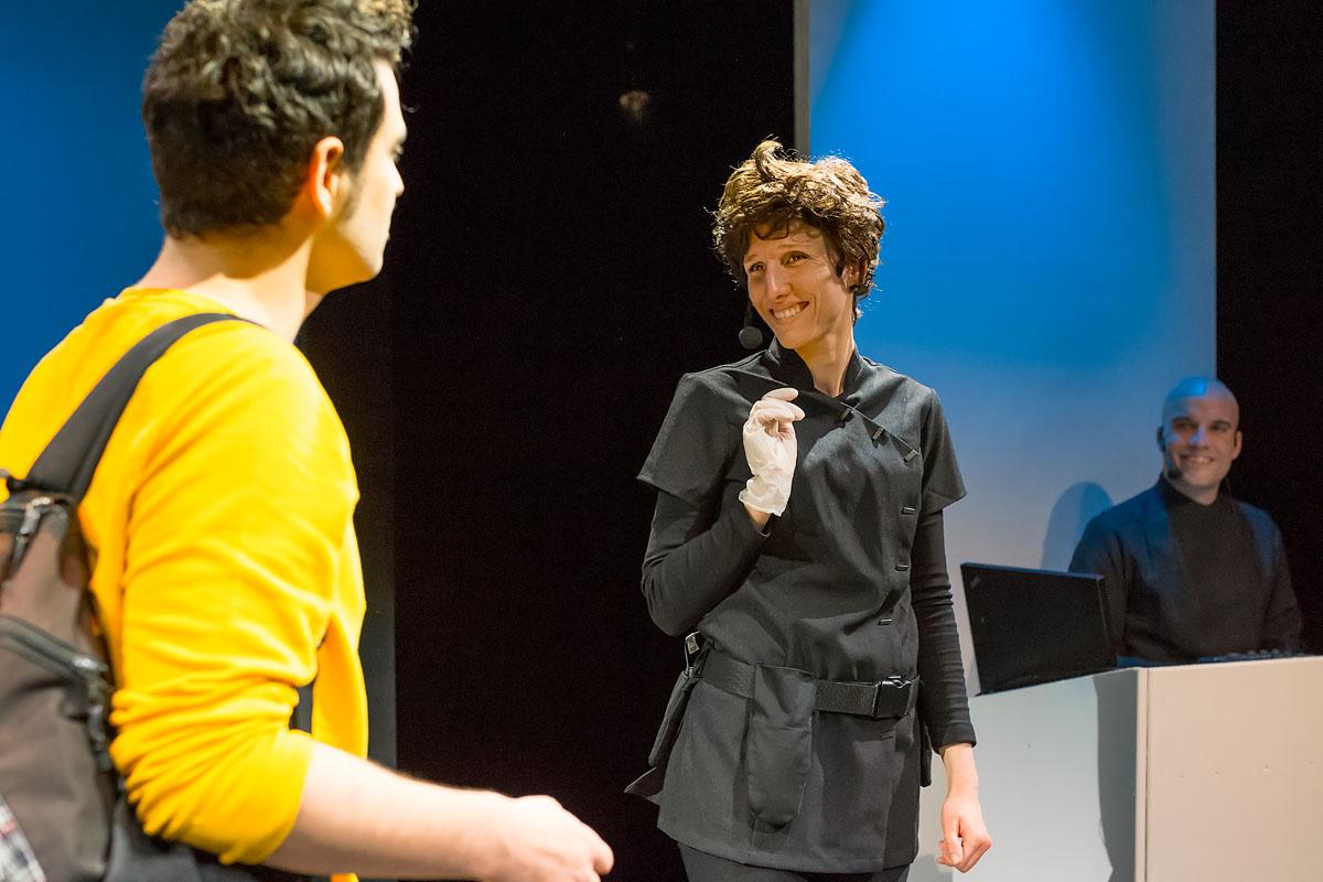 echtzeit-theater - Maßnahme Mensch: Besser! Weiter! Drüber!