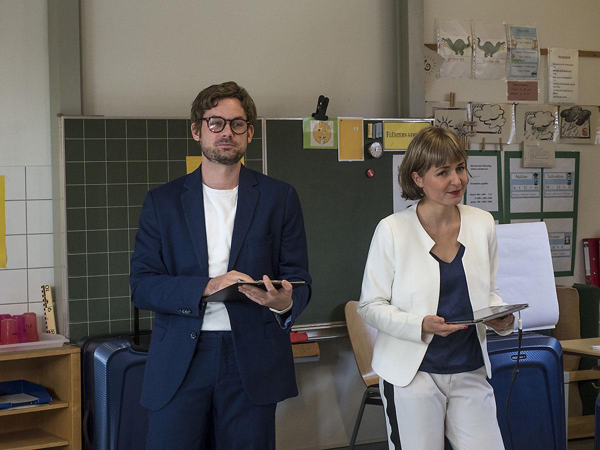 Wahrhaft Krumme Balken 2018, echtzeit-theater