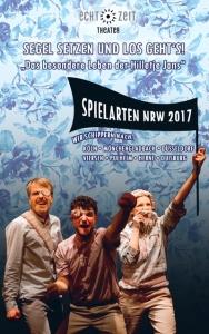 Das besondere Leben der Hilletje Jans (Festival: SPIELARTEN NRW 2017) @ KOM'MA Theater Duisburg | Duisburg | Nordrhein-Westfalen | Deutschland