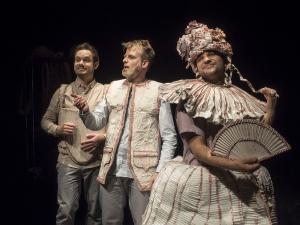 Das besondere Leben der Hilletje Jans @ Theater in der Meerwiese